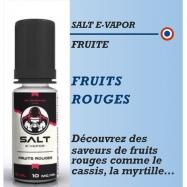 Salt E-Vapor - FRUITS ROUGES - 10ml