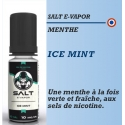Salt E-Vapor - ICE MINT - 10ml