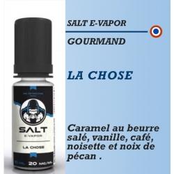 Salt E-Vapor - LA CHOSE - 10ml