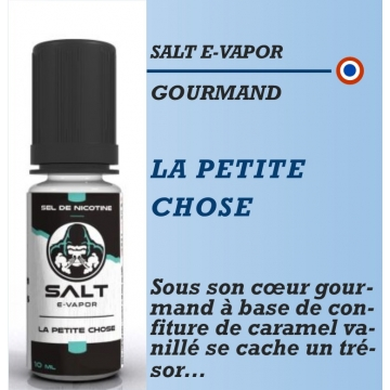 Salt E-Vapor - LA PETITE CHOSE - 10ml