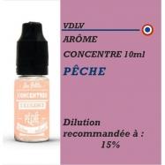 VDLV - ARÔME PÊCHE - 10 ml