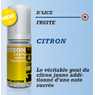 D'Lice - CITRON - 10ml