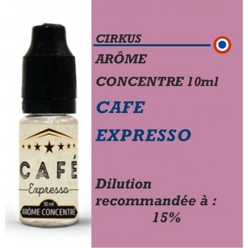 CIRKUS - ARÔME CAFE EXPRESSO - 10 ml