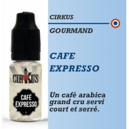 Cirkus - CAFE EXPRESSO - 10ml