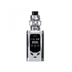 KIT R-KISS 200W + TFV8 BABY V2 de 5ml par SMOKTECH