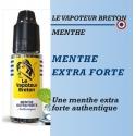 Le Vapoteur Breton - MENTHE EXTRA FORTE - 10ml