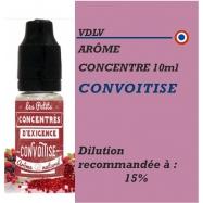 VDLV - ARÔME CONVOITISE- 10 ml