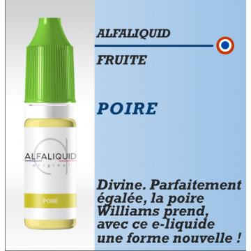 Alfaliquid - POIRE - 10ml