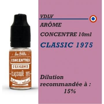 VDLV - ARÔME CLASSIC 1975 - 10 ml