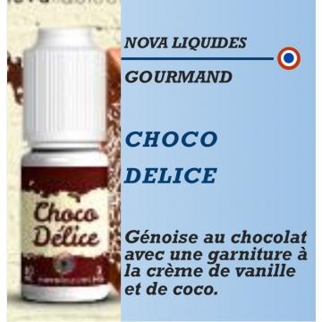 Nova Liquides - CHOCO DELICE - 10ml - DDM