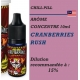 CHILL PILL - ARÔME CRANBERRIES RUSH - 10 ml