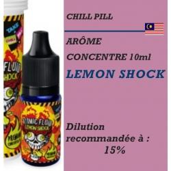 CHILL PILL - ARÔME LEMON SHOCK - 10 ml