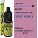 CHILL PILL - ARÔME JUICY PEACH - 10 ml