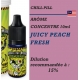 CHILL PILL - ARÔME JUICY PEACH FRESH - 10 ml