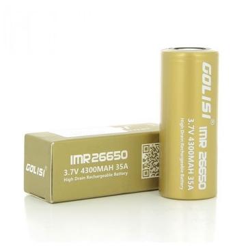 Batterie 26650 35A 4300mAh
