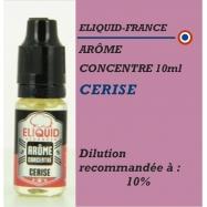 ELIQUIDFRANCE - ARÔME CERISE - 10 ml
