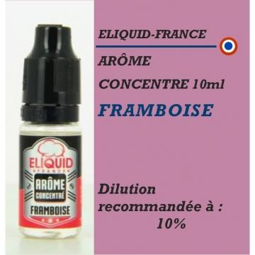 ELIQUIDFRANCE - ARÔME FRAMBOISE - 10 ml