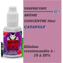 VAMPIRE VAPE - ARÔME CATAPULT - 30 ml