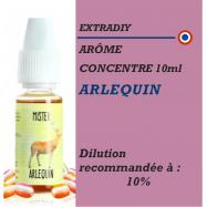 EXTRADIY - ARÔME ARLEQUIN - 10 ml