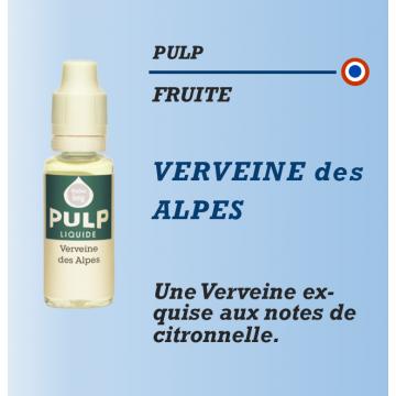 Pulp - VERVEINE des ALPES - 10ml
