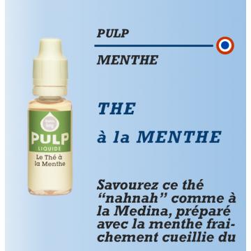 Pulp - THE à la MENTHE - 10ml