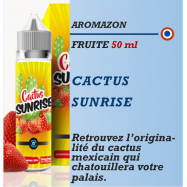 Aromazon - CACTUS SUNRISE - 50ml