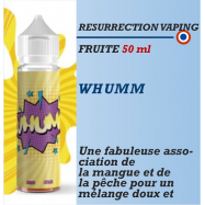 Resurrection Vaping -WHUMM - 50ml