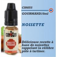 Cirkus - NOISETTE - 10ml