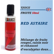 Tjuice - RED ASTAIRE - 50ml