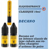 EliquidFrance - DECANO - 10ml (X2)