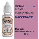 Capella - ARÔME CAPPUCINO - 10 ml