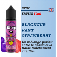 Swot - BLACKCURRANT STRAWBERRY - 50ml