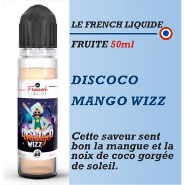 Le French Liquide - DISCOCO MANGO WIZZ - 50ml