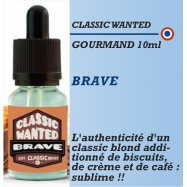 Classic Wanted - BRAVE - 10ml