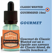 Classic Wanted - GOURMET - 10ml