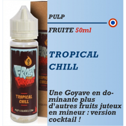 Pulp - TROPICAL CHILL - 50ml