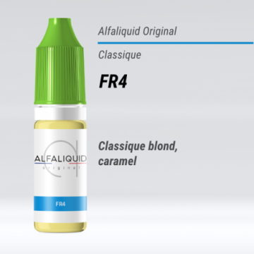 Alfaliquid - FR-4 - 10ml
