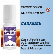 French Touch - CARAMEL - 10ml