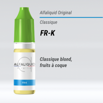 Alfaliquid - FR-K - 10ml