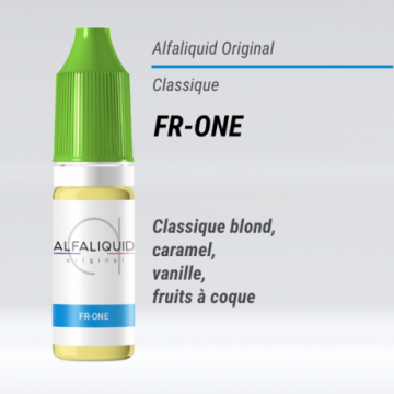Alfaliquid - FR-ONE - 10ml