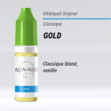 Alfaliquid - GOLD - 10ml