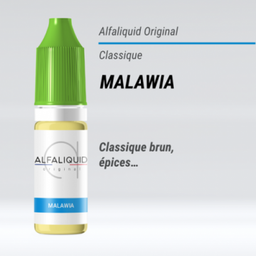 Alfaliquid - MALAWIA - 10ml