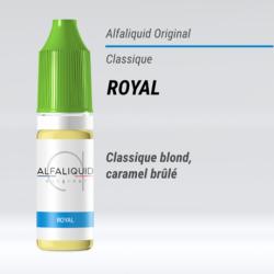 Alfaliquid - ROYAL - 10ml