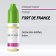 Alfaliquid - FORT de FRANCE - 10ml - FS