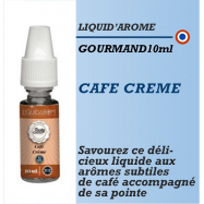 Liquid Arom - CAFE CREME - 10ml