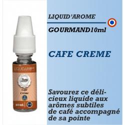Liquid Arom - CAFE CREME - 10ml