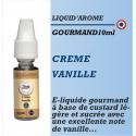 Liquid Arom - CREME VANILLE - 10ml