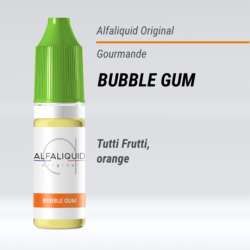 Alfaliquid - BUBBLE GUM - 10ml