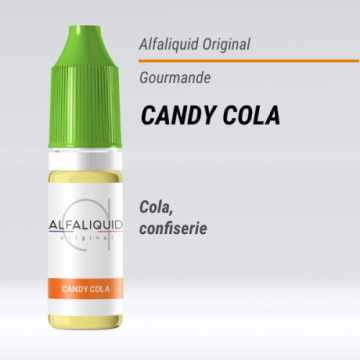Alfaliquid - CANDY COLA - 10ml