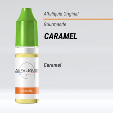 Alfaliquid - CARAMEL - 10ml
